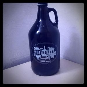 101 North Brewery Growler